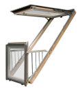 balkon szkielet - Okna Dachowe